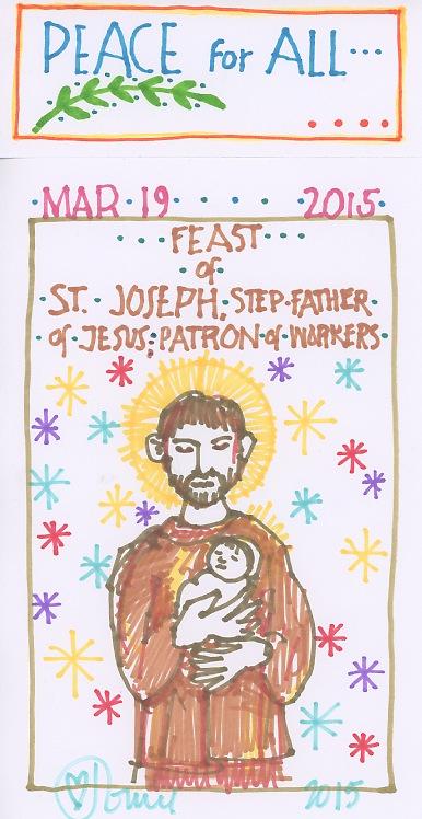 St Joseph Stepfather 2015