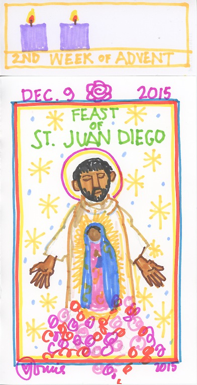 St Juan Diego 2015