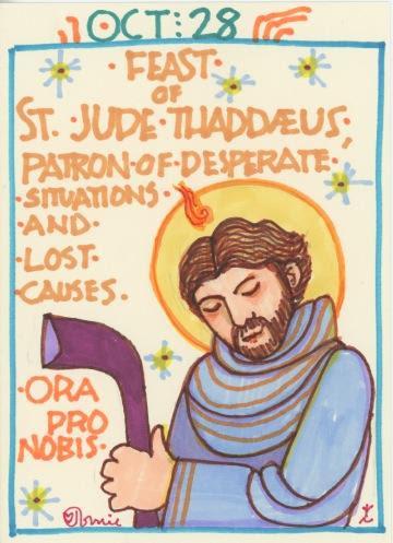 St Jude Thaddaeus 2017