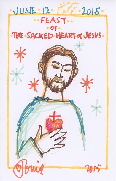 Sacred Heart of Jesus 2015