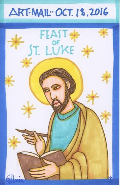 St Luke 2016