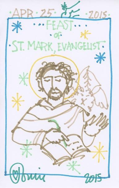 St Mark 2015