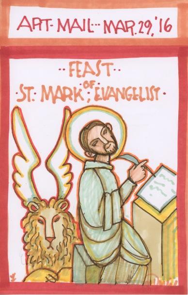 St Mark 2016
