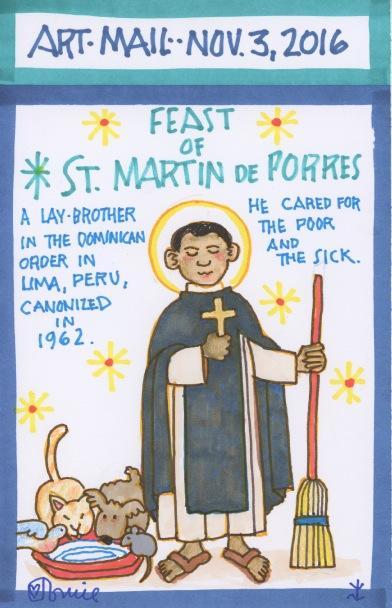 St Martin of Porres 2016