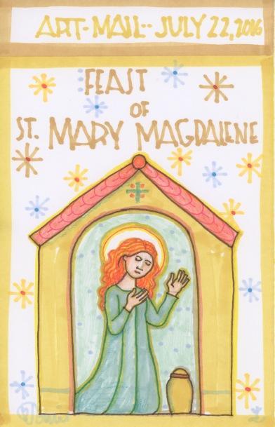 St Mary Magdalene 2016