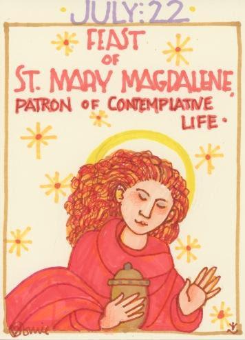 St Mary Magdalene 2017