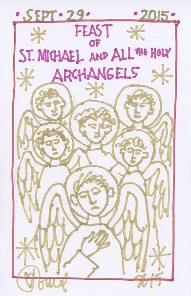 St Michael 2015
