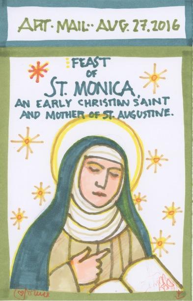 St Monica 2016