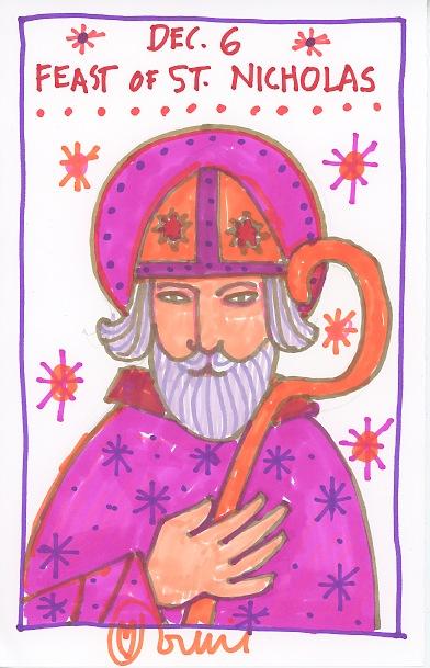 St Nicholas 2014