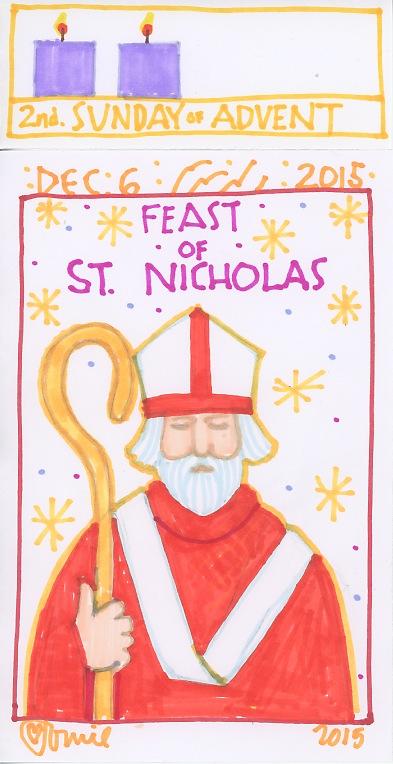 St Nicholas 2015