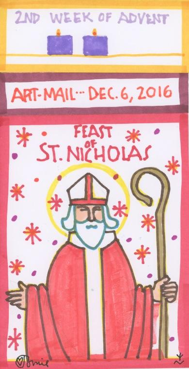 St Nicholas 2016
