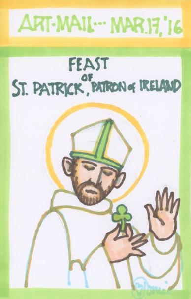 St Patrick 2016