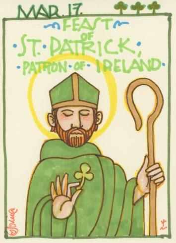 St Patrick 2017