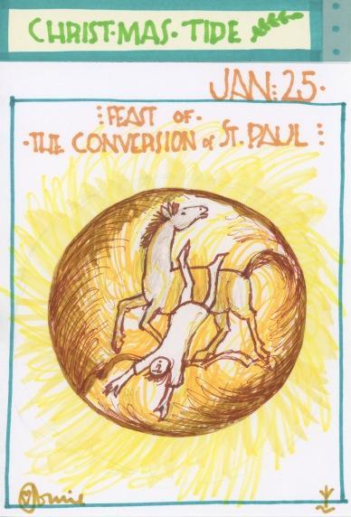 St Paul Conversion 2017