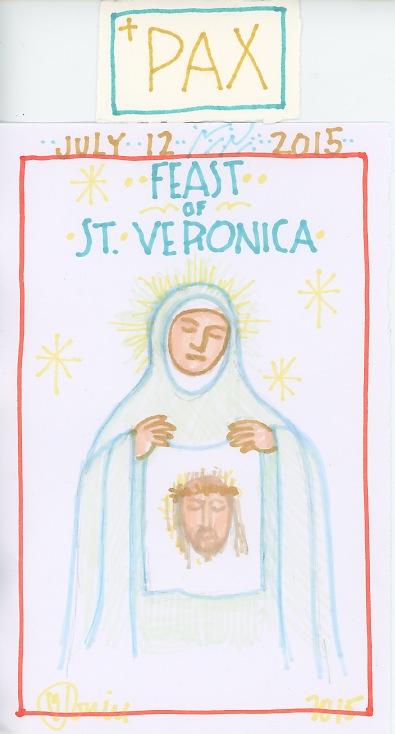 St Veronica 2015