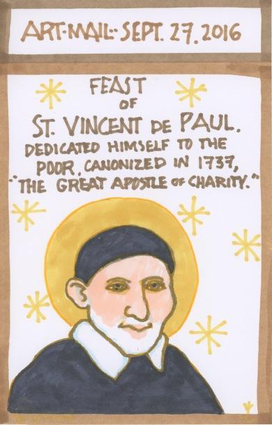 St Vincent de Paul 2016
