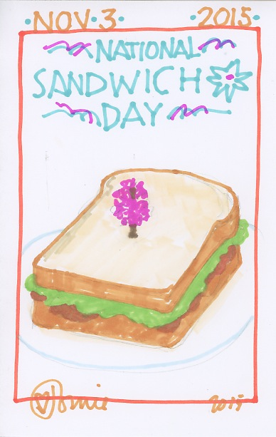 Sandwich 2015