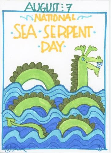 Sea Serpent 2017