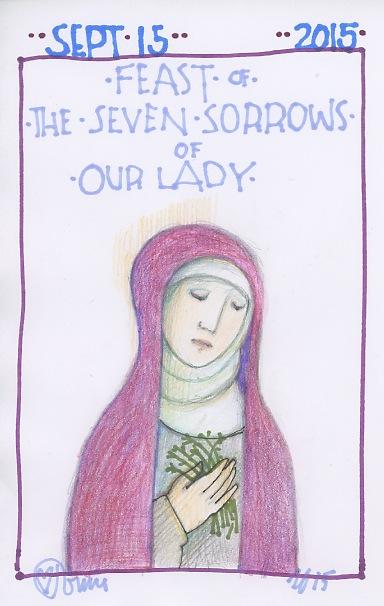 Seven Sorrows 2015