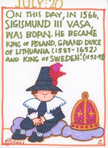 Sigismund III Vasa 2017