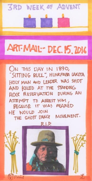 Sitting Bull 2016