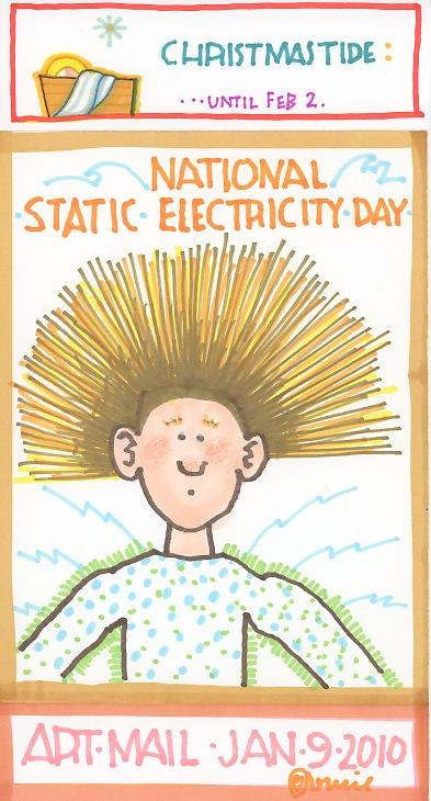 Static Electricity 2016