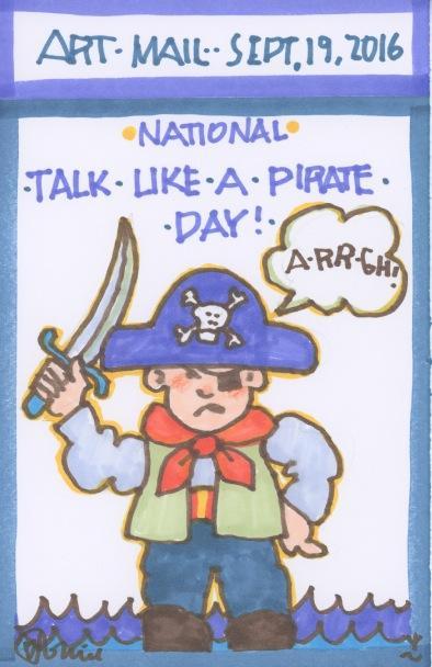 Talk Like a Pirate 2016