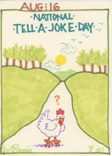 Tell a Joke 2017