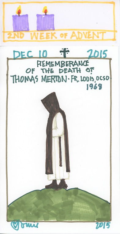 Thomas Merton Remembrance 2015