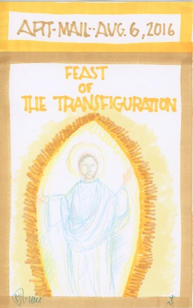 Transfiguration 2016