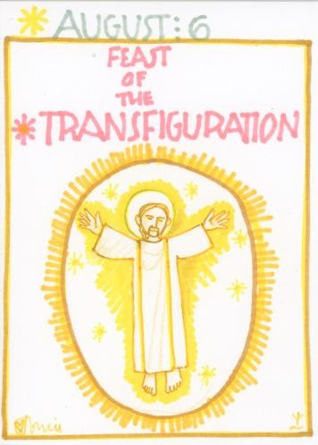 Transfiguration 2017
