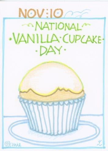 Vanilla Cupcake 2017