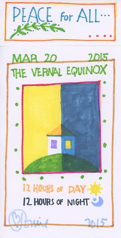 Vernal Equinox 2015