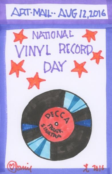 Vinyl Record 2016