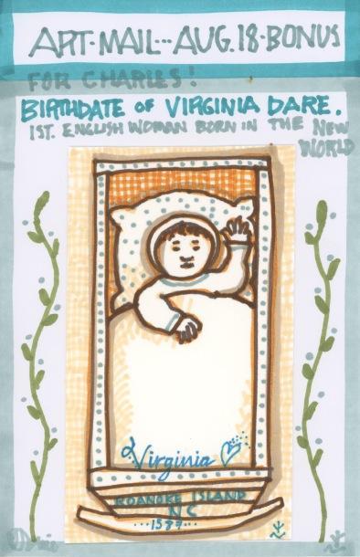 Virginia Dare 2016