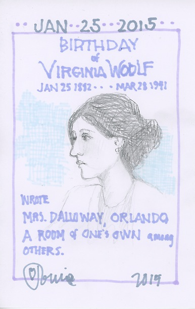 Virginia Woolf 2015