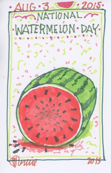 Watermelon 2015