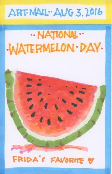 Watermelon 2016