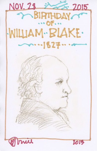 William Blake 2015