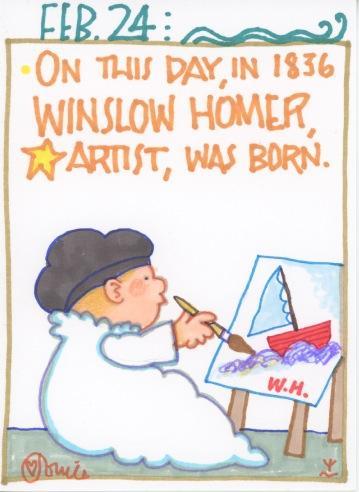 Winslow Homer 2017