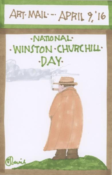 Winston Churchill 2016