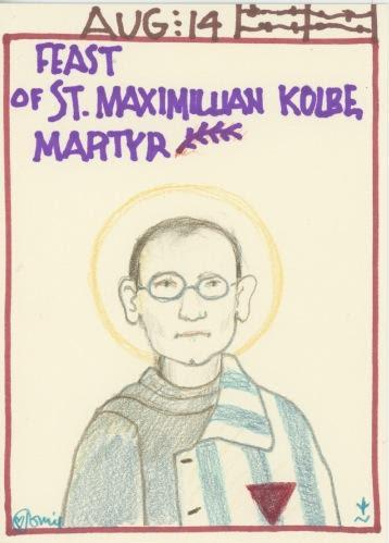 St Maximilian Kolbe 2017
