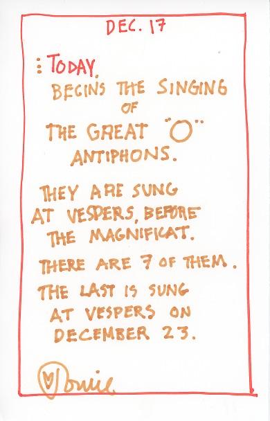 O Antiphon 1 2015