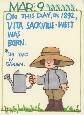 Vita Sackville-West 2018