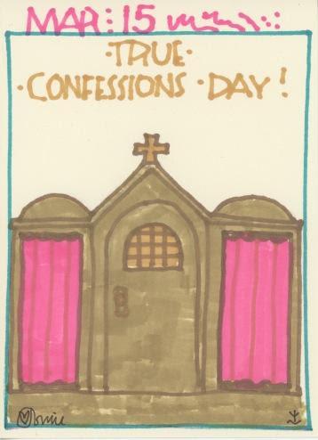 True Confessions 2018