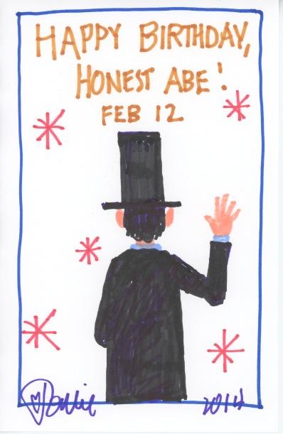 Abraham Lincoln 2014