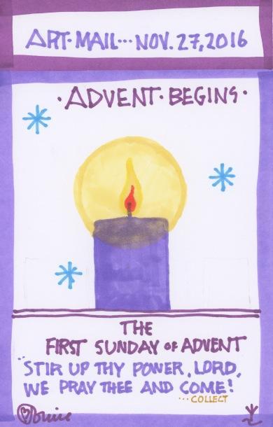 Advent 2016 First Sunday