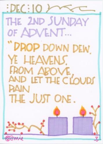 Advent 2017 Second Sunday