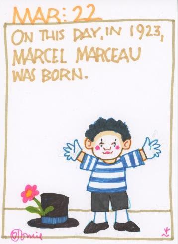 Marcel Marceau 2018