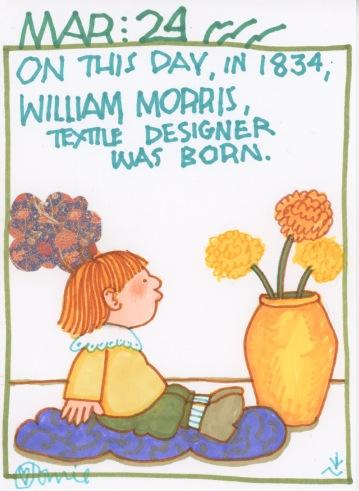 William Morris 2018